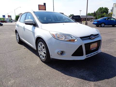 2012 Ford Focus for sale at Mark McCall Auto Sales LLC in Scottsbluff NE