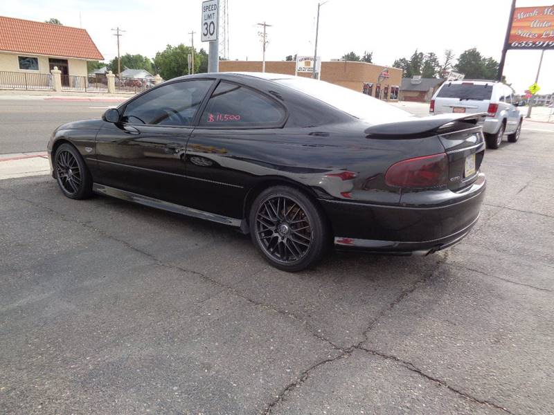 2004 Pontiac GTO for sale at Mark McCall Auto Sales LLC in Scottsbluff NE