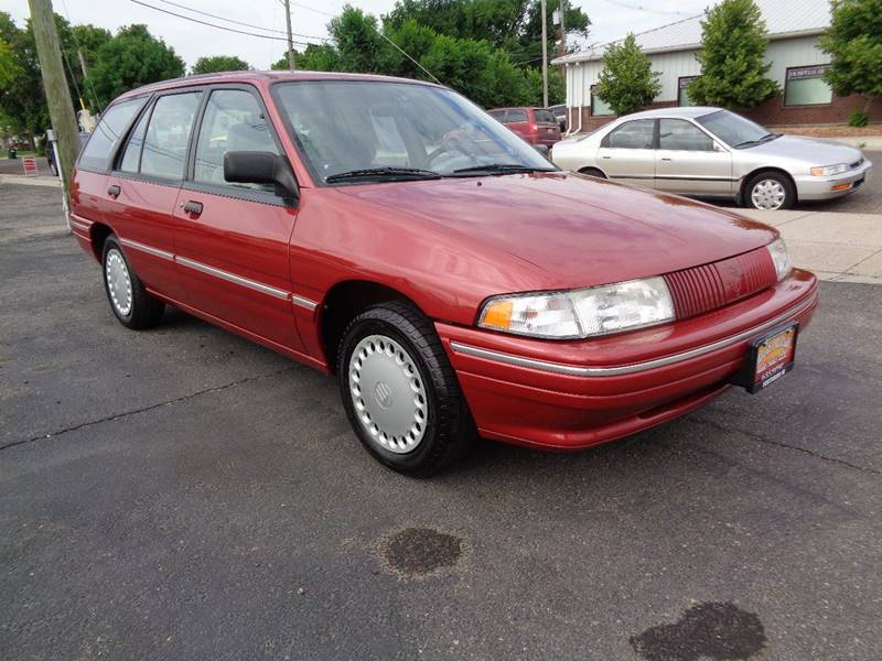 1992 Mercury Tracer for sale at Mark McCall Auto Sales LLC in Scottsbluff NE
