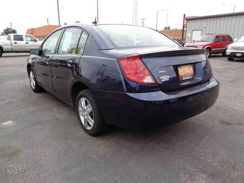 2007 Saturn Ion for sale at Mark McCall Auto Sales LLC in Scottsbluff NE