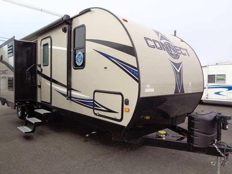 2018 KZ SPREE CONNECT for sale at Mark McCall Auto Sales LLC in Scottsbluff NE