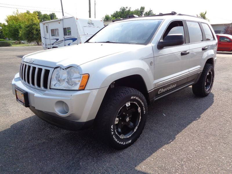 2006 Jeep Grand Cherokee for sale at Mark McCall Auto Sales LLC in Scottsbluff NE
