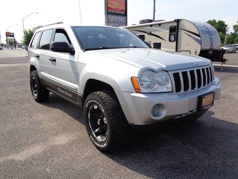 2006 Jeep Grand Cherokee for sale at Mark McCall Auto Sales LLC in Scottsbluff NE