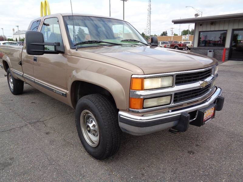 1996 Chevrolet C/K 2500 Series for sale at Mark McCall Auto Sales LLC in Scottsbluff NE