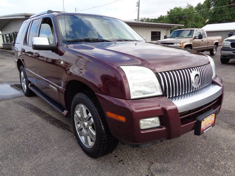 2007 Mercury Mountaineer for sale at Mark McCall Auto Sales LLC in Scottsbluff NE