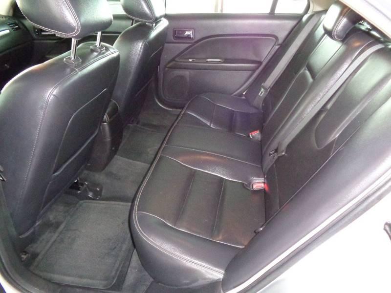 2012 Ford Fusion for sale at Mark McCall Auto Sales LLC in Scottsbluff NE