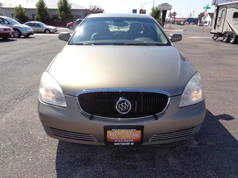 2006 Buick Lucerne for sale at Mark McCall Auto Sales LLC in Scottsbluff NE