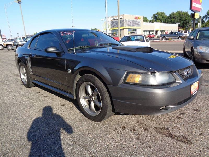 2004 Ford Mustang for sale at Mark McCall Auto Sales LLC in Scottsbluff NE
