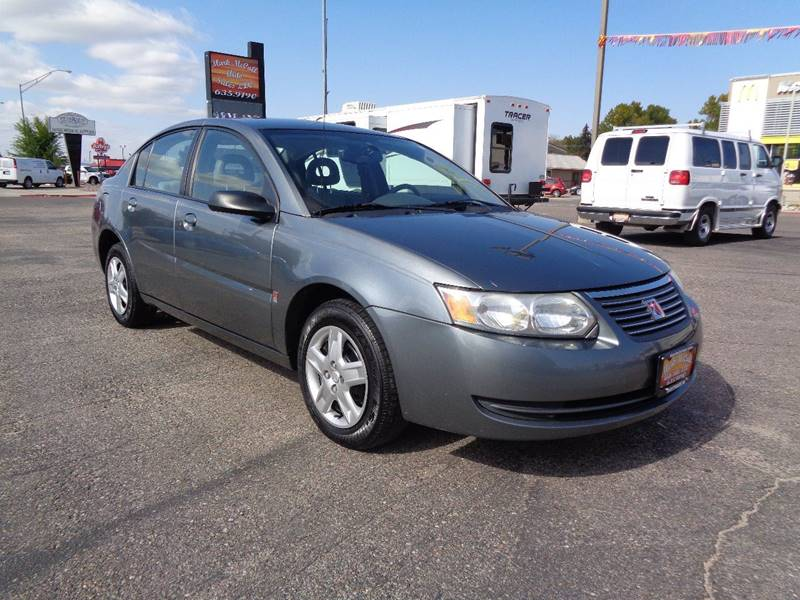 2006 Saturn Ion for sale at Mark McCall Auto Sales LLC in Scottsbluff NE