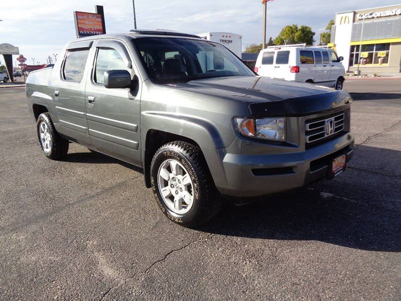 2007 Honda Ridgeline for sale at Mark McCall Auto Sales LLC in Scottsbluff NE