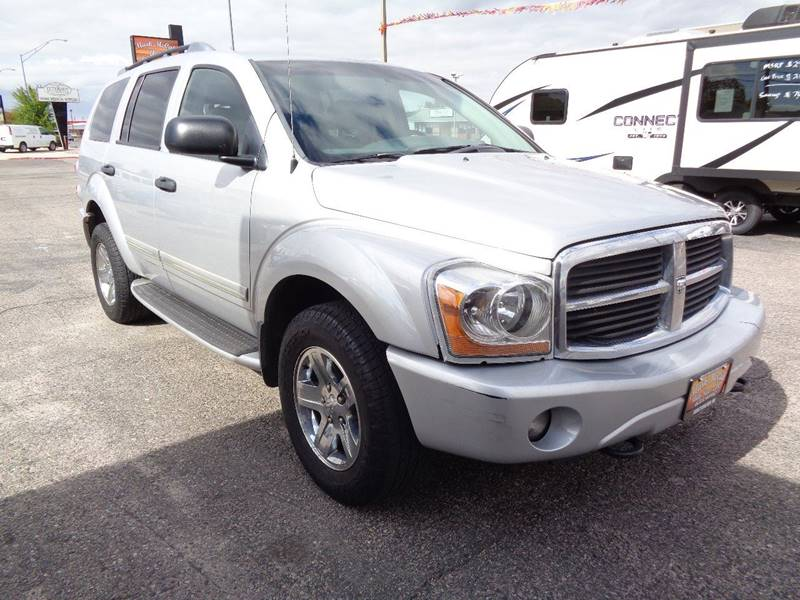 2004 Dodge Durango for sale at Mark McCall Auto Sales LLC in Scottsbluff NE