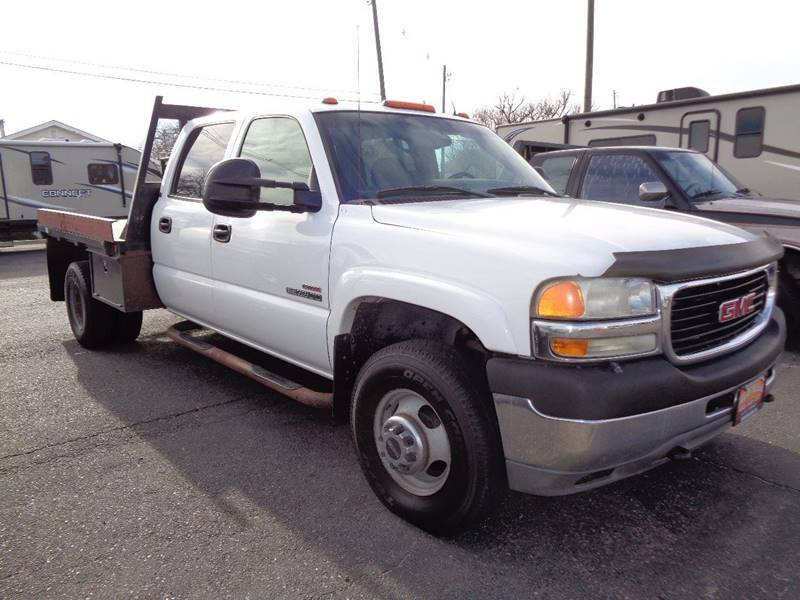 2002 GMC Sierra 3500 for sale at Mark McCall Auto Sales LLC in Scottsbluff NE
