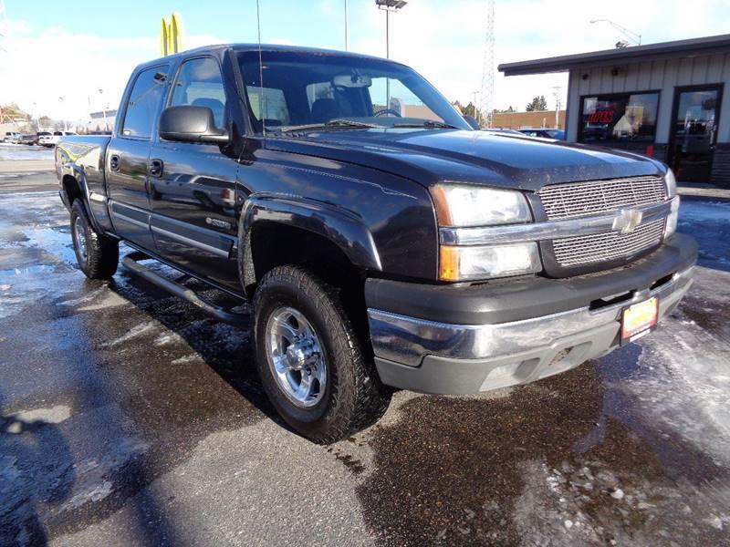 2003 Chevrolet Silverado 1500HD for sale at Mark McCall Auto Sales LLC in Scottsbluff NE