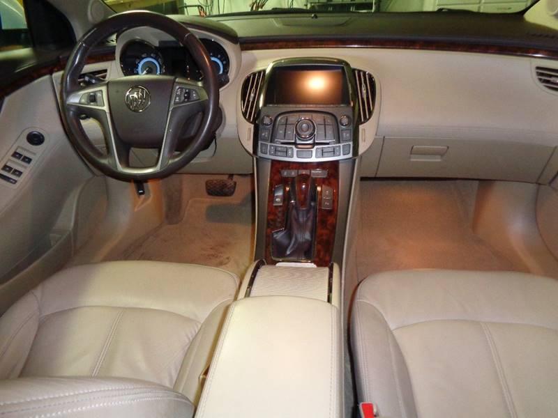 2012 Buick LaCrosse for sale at Mark McCall Auto Sales LLC in Scottsbluff NE