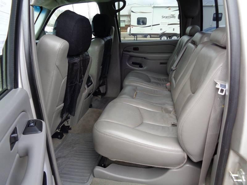 2007 Chevrolet Silverado 2500HD Classic for sale at Mark McCall Auto Sales LLC in Scottsbluff NE