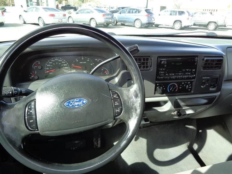 2003 Ford F-250 Super Duty for sale at Mark McCall Auto Sales LLC in Scottsbluff NE