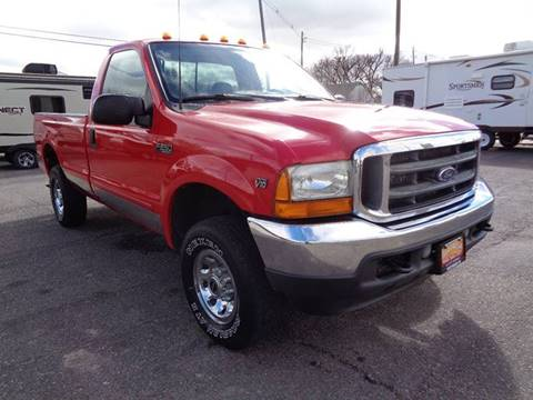 2003 Ford F-250 Super Duty for sale at Mark McCall Auto Sales LLC in Scottsbluff NE
