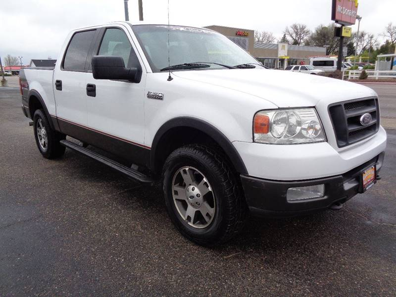2004 Ford F-150 for sale at Mark McCall Auto Sales LLC in Scottsbluff NE