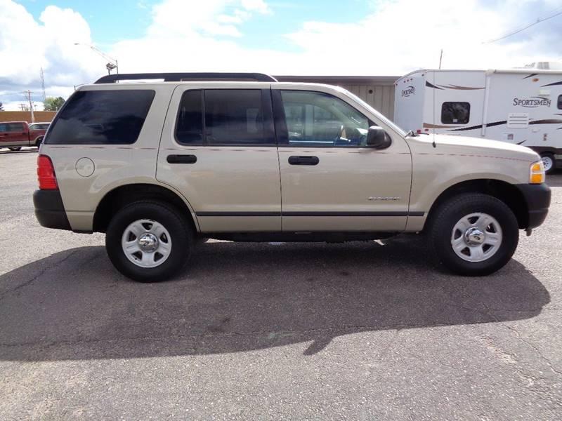2005 Ford Explorer for sale at Mark McCall Auto Sales LLC in Scottsbluff NE