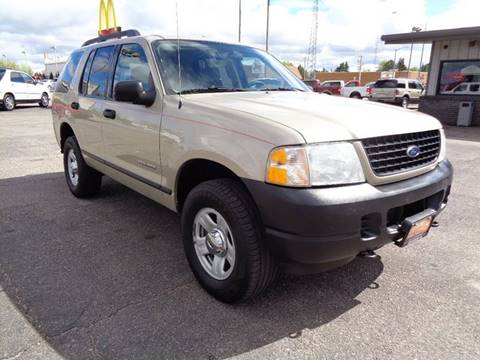2005 Ford Explorer for sale at Mark McCall Auto Sales LLC in Scottsbluff NE