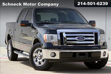 2009 Ford F-150 for sale in Plano, TX