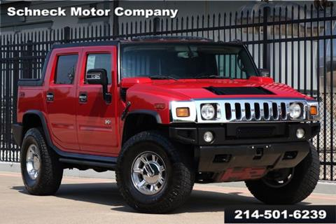 2005 HUMMER H2 SUT for sale in Plano, TX