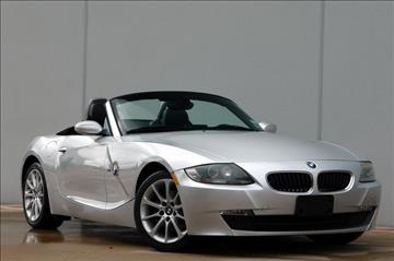 2007 BMW Z4 for sale in Plano, TX
