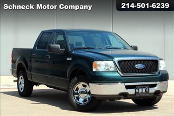 2008 Ford F-150 for sale in Plano, TX