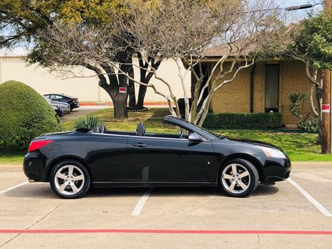 2007 Pontiac G6 for sale in Dallas, TX
