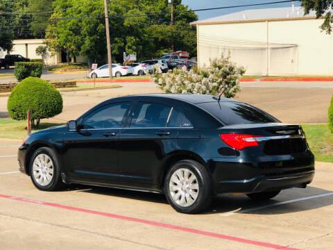 2012 Chrysler 200 for sale in Dallas, TX