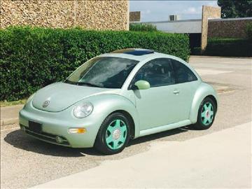 2001 Volkswagen New Beetle for sale in Dallas, TX