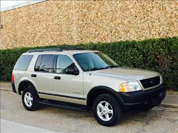 2005 Ford Explorer for sale in Dallas, TX