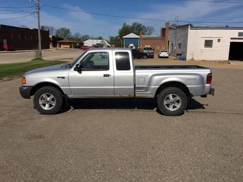2002 Ford Ranger for sale in Tyler, MN