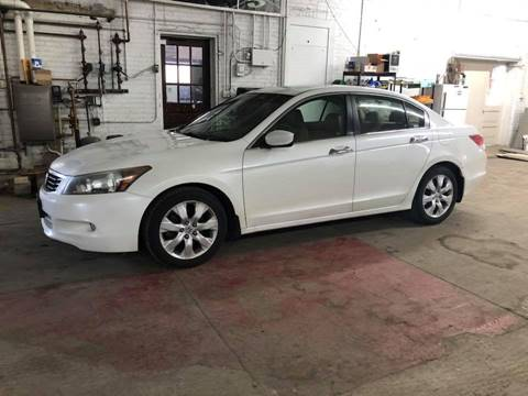 2008 Honda Accord for sale at Car Corral in Tyler MN