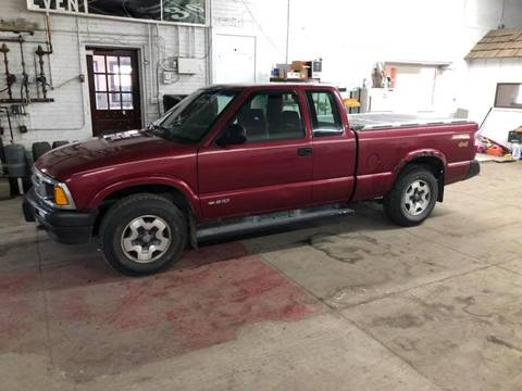 1997 Chevrolet S-10 for sale at Car Corral in Tyler MN
