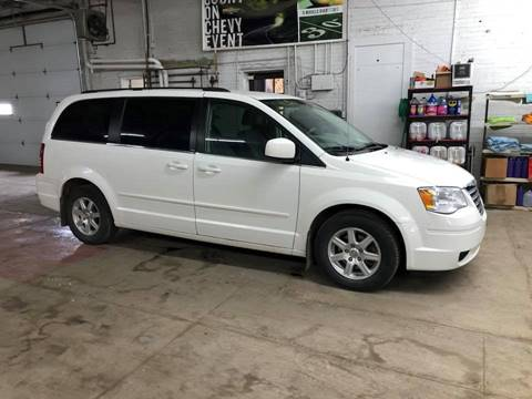 2008 Chrysler Town and Country for sale at Car Corral in Tyler MN