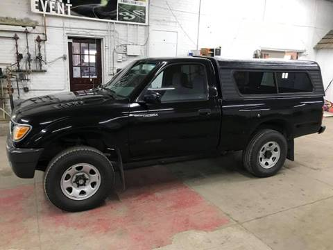 1996 Toyota Tacoma for sale at Car Corral in Tyler MN
