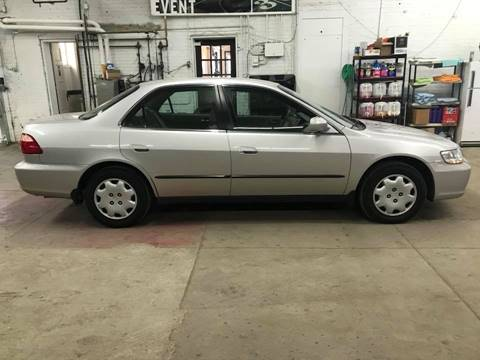 1998 Honda Accord for sale at Car Corral in Tyler MN