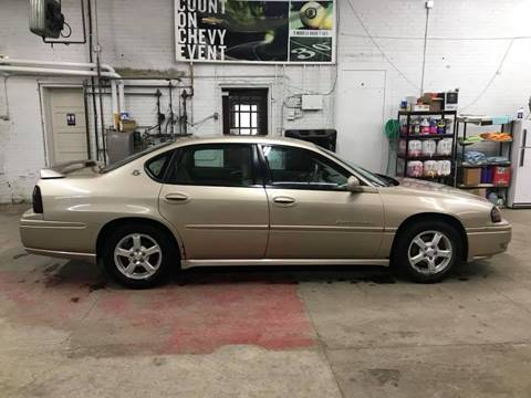 2004 Chevrolet Impala for sale at Car Corral in Tyler MN