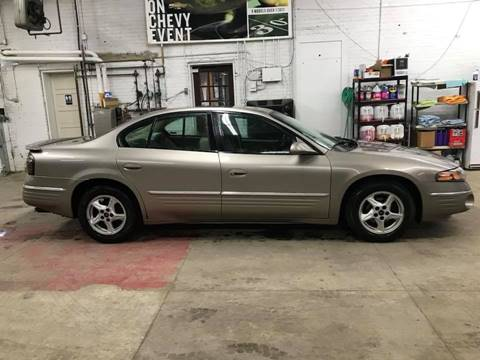 2001 Pontiac Bonneville for sale at Car Corral in Tyler MN