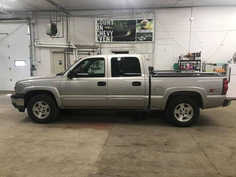 2005 Chevrolet Silverado 1500 for sale at Car Corral in Tyler MN