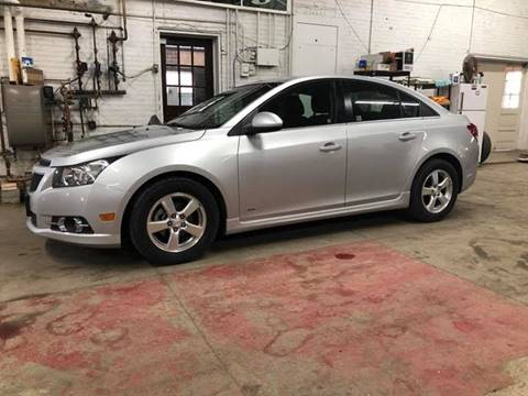 2011 Chevrolet Cruze for sale at Car Corral in Tyler MN