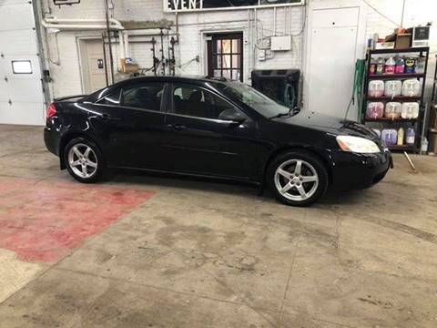 2008 Pontiac G6 for sale at Car Corral in Tyler MN