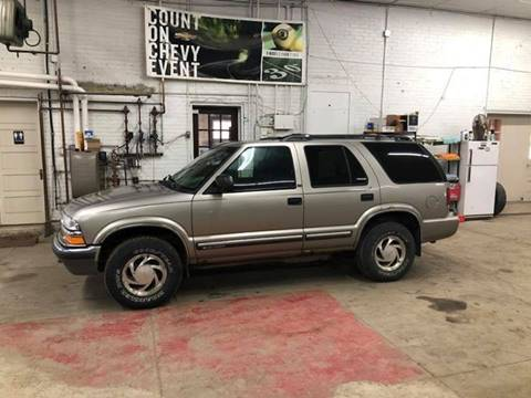 2000 Chevrolet Blazer for sale at Car Corral in Tyler MN