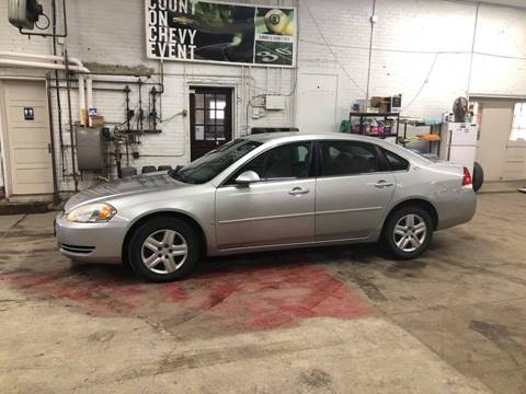 2006 Chevrolet Impala for sale at Car Corral in Tyler MN