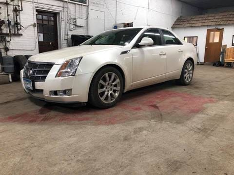2009 Cadillac CTS for sale at Car Corral in Tyler MN