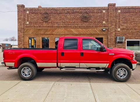 2005 Ford F-250 Super Duty for sale at Car Corral in Tyler MN