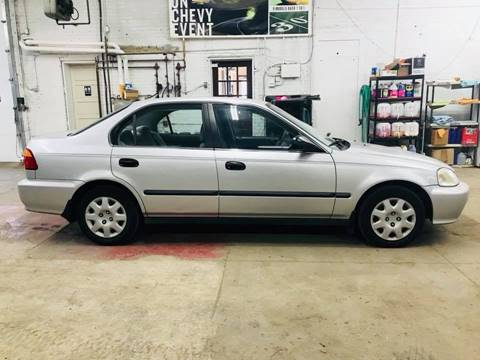 1999 Honda Civic for sale at Car Corral in Tyler MN