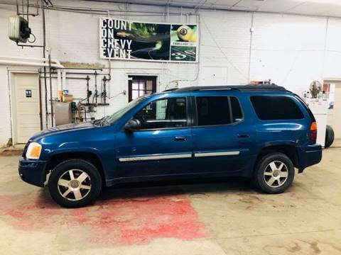 2005 GMC Envoy XL for sale at Car Corral in Tyler MN