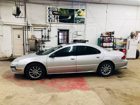 2004 Chrysler Concorde for sale at Car Corral in Tyler MN